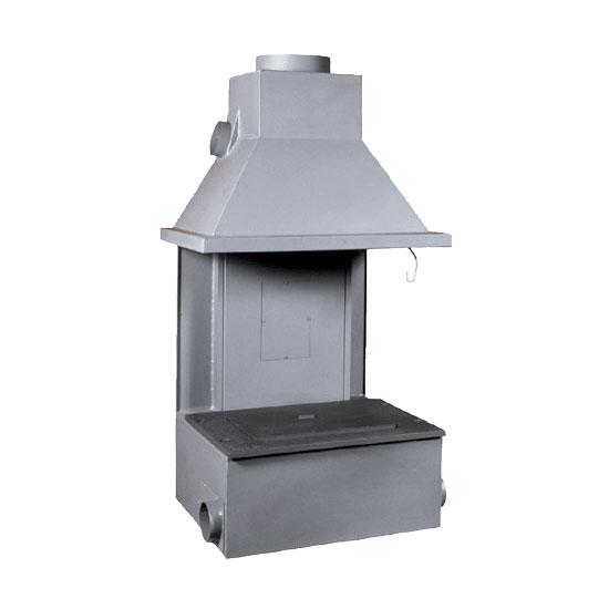 Foyer à bois Polyflam Monobloc 840 | cheminées à bois