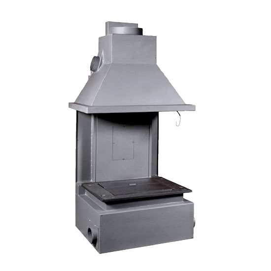 Foyer à bois Polyflam STA 405 Monobloc 840 | cheminées à bois