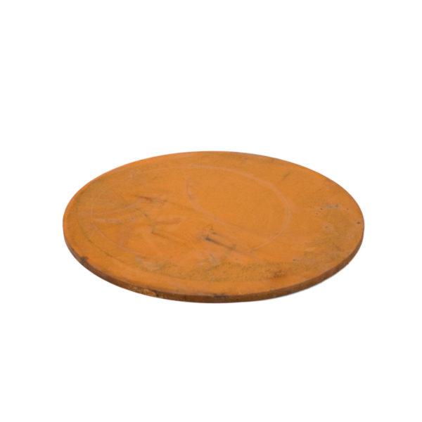 Couvercle ronde de 88 cm pour barbecue bois Medium | Polyflam