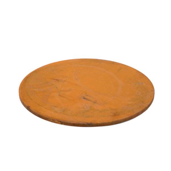 Couvercle ronde de 112 cm pour barbecue bois LArge | Polyflam