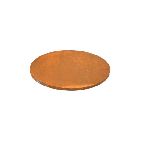 Couvercle ronde de 70 cm pour barbecue bois Mini | Polyflam