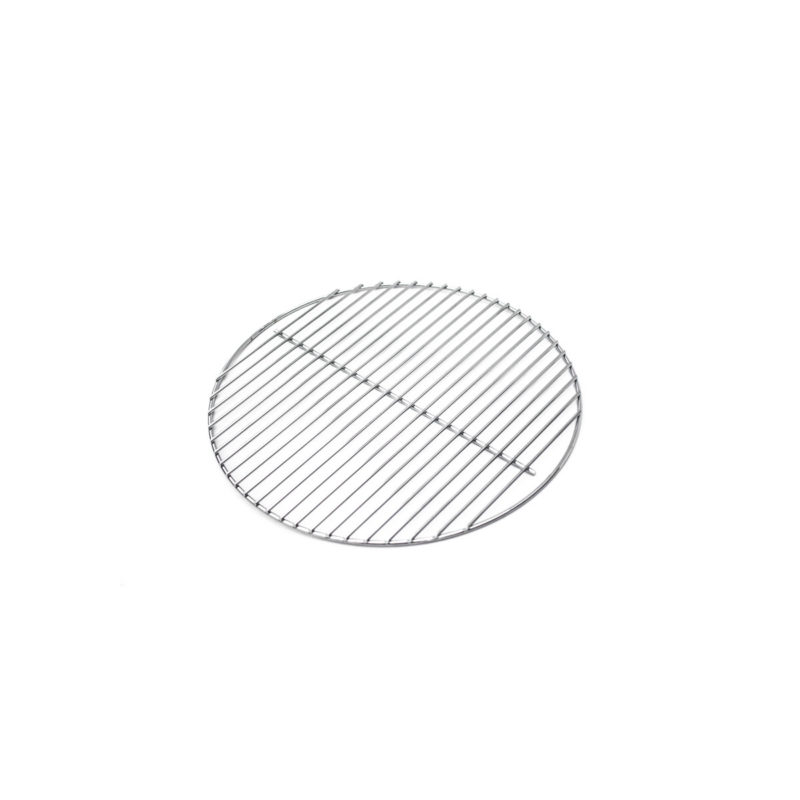 Grille en inox. pour barbecue bois Mini | Polyflam