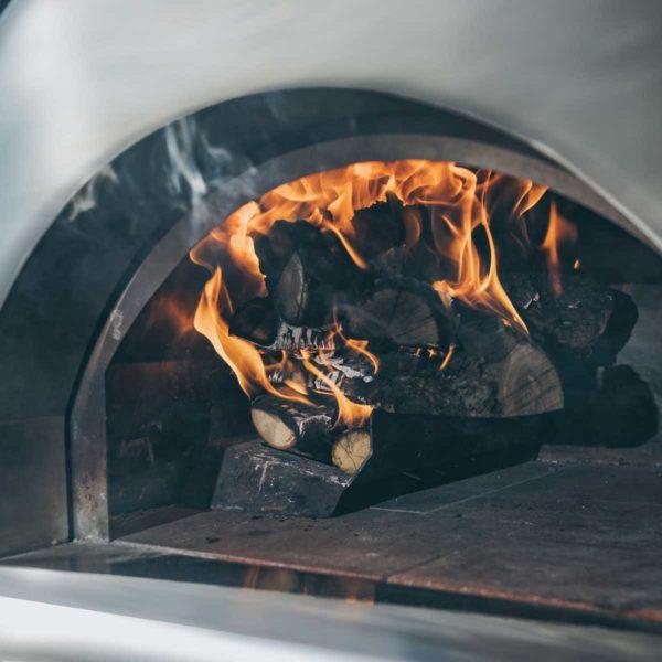 Four à pizza à bois 5 minuti Polyflam
