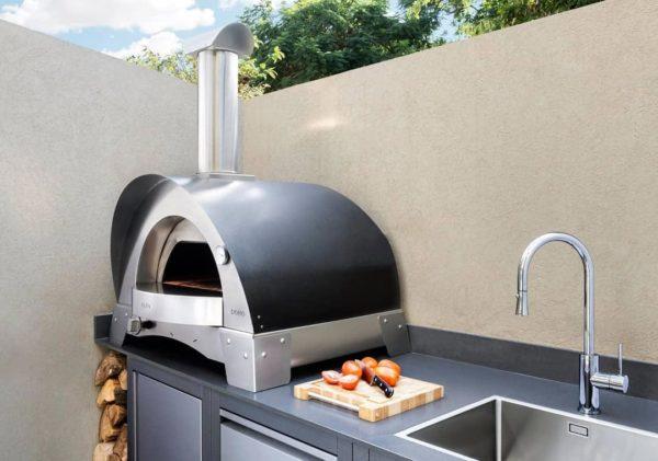 Four à pizza à bois Duomo Polyflam