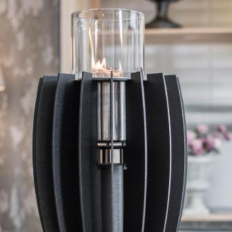 cheminée de table tuli