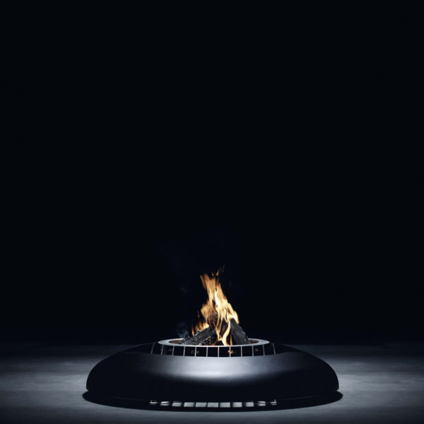 Fire Pit Mime