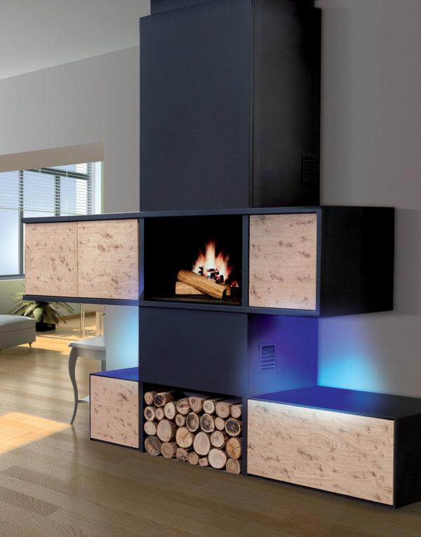 cheminée métallique modulable Ottawa